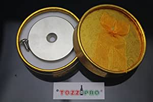 Tozz Pro ® 2.36 Inch Round Magnetic Bottle Cap Catcher Come with One Screw