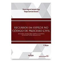 Recursos em Espécie no Código de Processo Civil (Portuguese Edition)