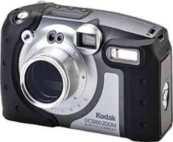 KODAK DC5000 ZOOM DIGITAL CAMERA DRIVER WINDOWS