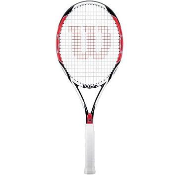 58695e4df Wilson K Factor KSix-One Team 95 Tennis Racquets 4_3/8, Racquets - Amazon  Canada