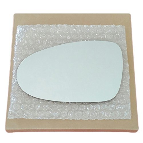 Mirror Glass and Adhesive 2002 - 2006 Nissan Altima Driver Left Side (Nissan Altima Mirror Glass)