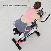 Bicicleta Spinning Profesional,Bicicleta Estatica LCD Multifunción ...