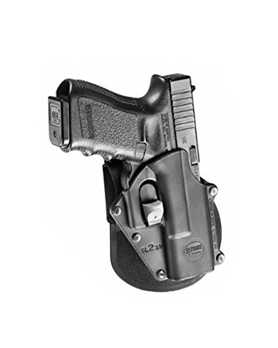 2 opinioni per Fobus incasso cinghia di trasporto regolabile per Glock 17, 19, 22, 23,32,34,35