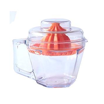 Compra DADAO-La licuadora, el jugo de fruta, exprimidor de plástico de mano, mini prensa manual, máquina de jugo de naranja en Amazon.es