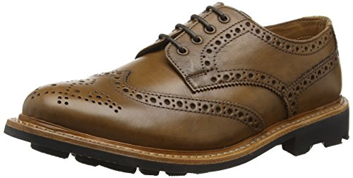 Brown Brogues Eaton Chatham Man tan wFpx1q8S