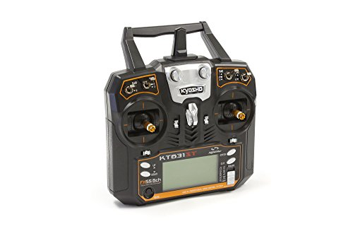 Kyosho Syncro KT-631ST - Six Channel RC Transmitter/Receiver Set with telemetry capability (Mode 2)