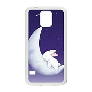 HEHEDE Phone Case Of fantasy moon For Samsung Galaxy S5 I9600