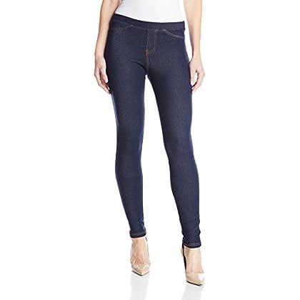 No nonsense Women's Denim Leggings With Pockets 41Q8kAnNbjL