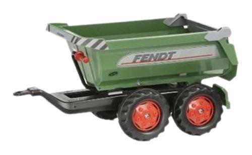Kinder Traktor Fendt - rollyHalfpipe Trailer