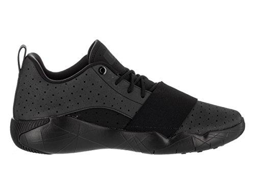 Zapatillas de baloncesto Nike Mens Air 23 Breakout Black / Black Black / Anthracite 13 Hombre EE. UU.