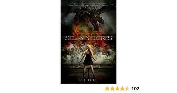 Read Slayers Slayers 1 By Cj Hill