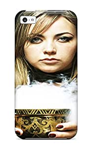Best New Super Strong Charlotte Church Tpu Case Cover For Iphone 5c 2464928K27520445