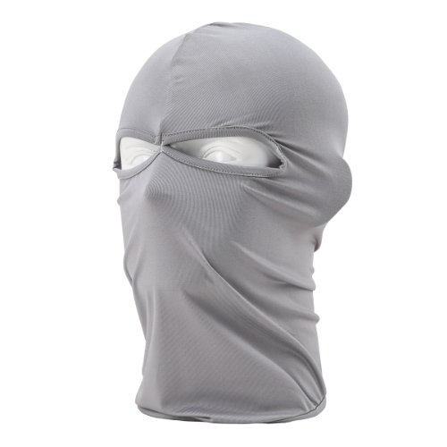 YASHALY Balaclavas Windproof Quick-Drying Gear Breathable Anti UV Soft Full Face Mask Motorcycle Bicycle Tactical Military Army Hats,1-Pack (Free zise, BT-05)