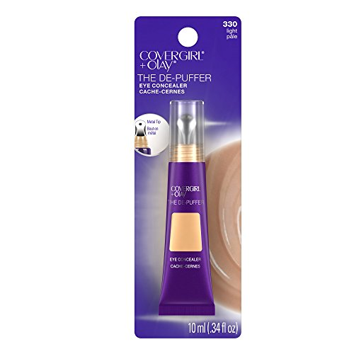 COVERGIRL + Olay The Depuffer Light 330, .3 oz, Old Version (packaging may vary) (Cover Girl Eye Concealer)