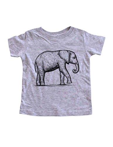 elephant graphic zoo animal kids infant toddler