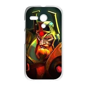wraith king dota 2 Motorola G Cell Phone Case White Special gift AJ841U60