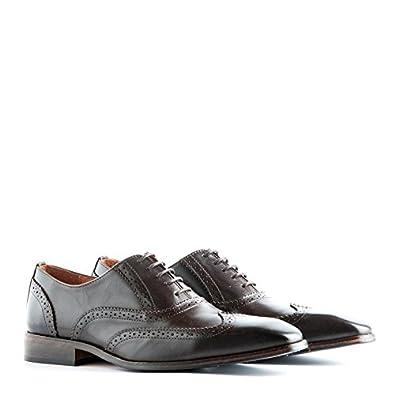 80e92b5ab06c78 Travelin  Business City Leather Brogue Men s Shoes  Amazon.co.uk ...