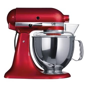 Amazon Com Kitchen Aid 5ksm150 Stand Mixer Candy Apple