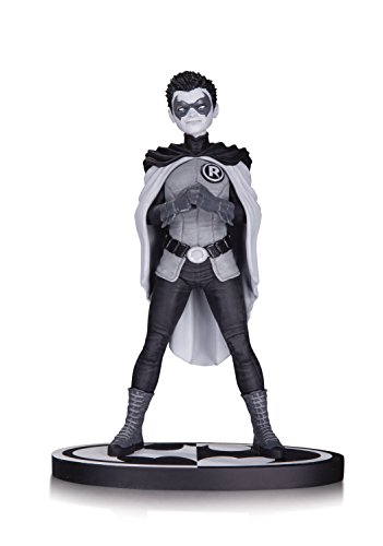 DC Collectibles Batman Black & White: Robin by Frank Quitely Statue