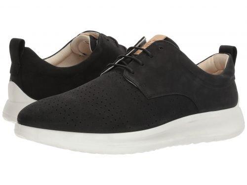 ECCO(エコー) メンズ 男性用 シューズ 靴 スニーカー 運動靴 Aquet Perf Tie - Black [並行輸入品] B07C8GQ4TT