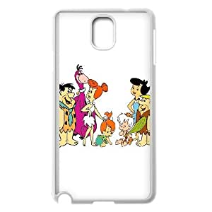 Samsung Galaxy Note 3 Cell Phone Case White_The Flintstones Pumbi