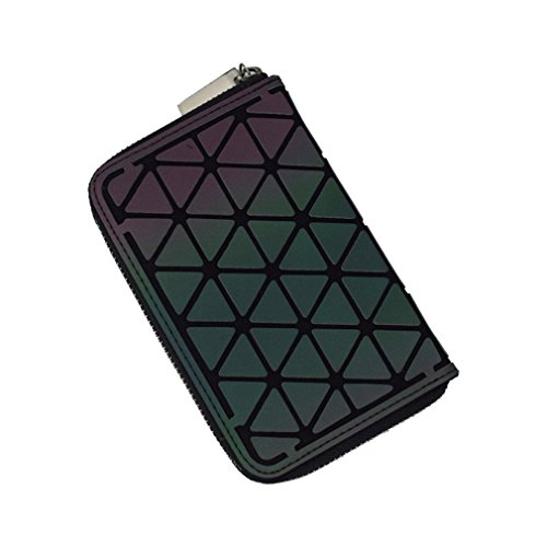 Women Wallets Diamond Plaid Long Clutch Purse Card, used for sale  Delivered anywhere in USA