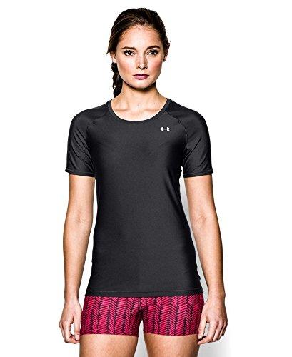 Under Armour Women's UA HeatGear Armour Short Sleeve