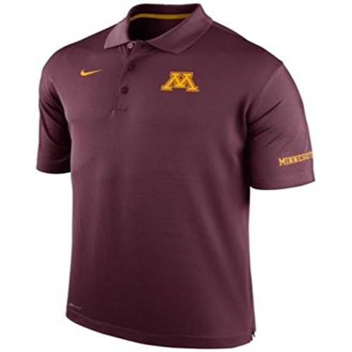 Minnesota gophers dri fit shirts price compare for Maroon dri fit polo shirt