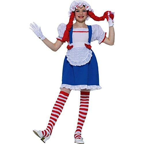 Rag Doll Costume - Child Costume