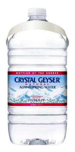 """Otsuka Foods Geyser (Crystal Geyser) 3.78L (1 ƒKƒƒ"""") X6 this by Crystal Geyser"""