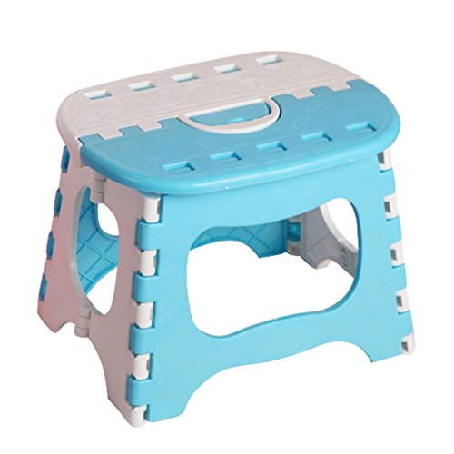 Folding Step Stool Chair Collectibles