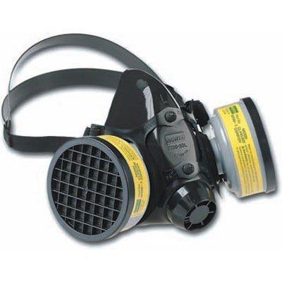 North 770030 Series Half Mask Respirator Small NOS770030S