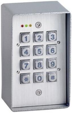 c9e1 – independiente acceso teclado para puerta entrada ...