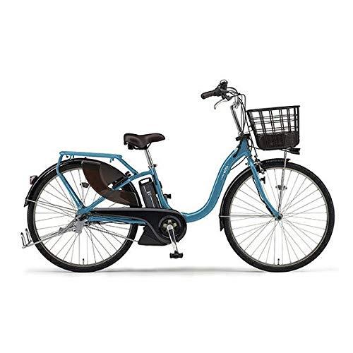 ヤマハ パス YAMAHA 電動 自転車 PAS With 26 アクアシアン PA26W B07KT93WHH