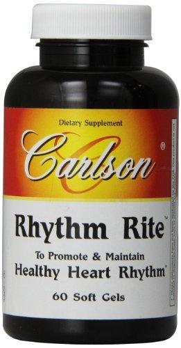 Carlson Rhythm Right Healthy Softgels