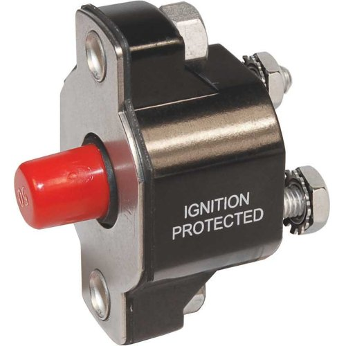 Blue Sea Systems Circuit Breaker MD Push 661-2141 from Blue Sea Systems