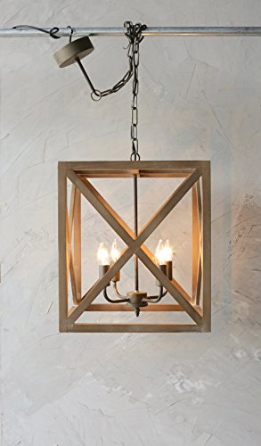 Creative co op metal and wood chandelier 1575 square by 1775 creative co op metal and wood chandelier 1575 square by 1775 height aloadofball Images