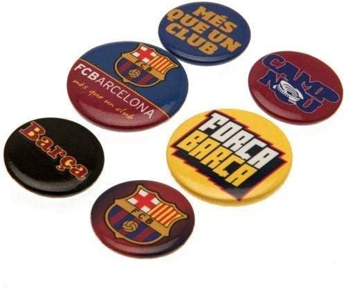 GB Eye LTD, Barcelona, Escudos, Pack de Chapas: Amazon.es: Hogar