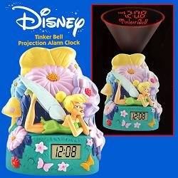 Disney Tinkerbell Light Night (Disney's - Tinker Bell's Projection Alarm Clock)