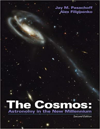 The Cosmos: Astronomy in the New Millennium, Media Update (with TheSky™ CD-ROM, Virtual Astronomy Labs, and AceAstronomy™)