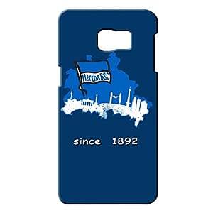 Famous Design FC Hertha BSC Theme Football Club Phone Case Cover For Samsung Galaxy S6edge&plus 3D Plastic Phone Case