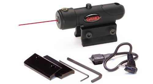 Gamo 62120LS650 Red Laser Sight 650nm Weaver Rail Mount