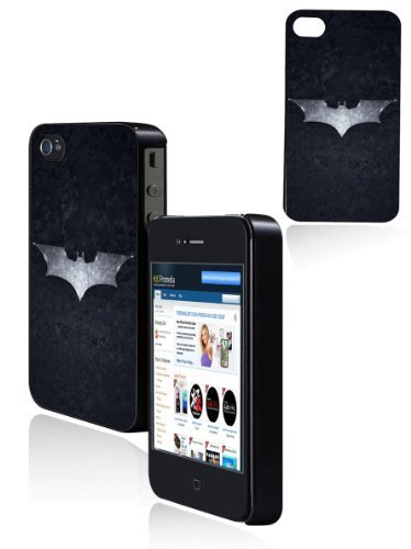 Batman Dark Knight - Iphone 4 Iphone 4s Hard Shell Case Cover Protector Bumper at Gotham City Store
