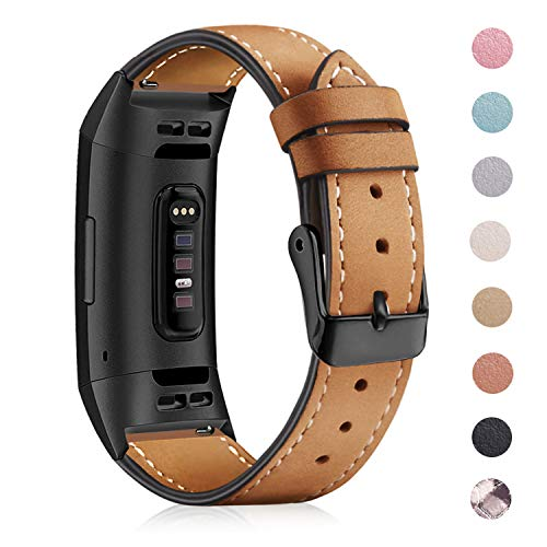 Mornex Band Compatible with Fitbit Charge 3 Band & Charge 3