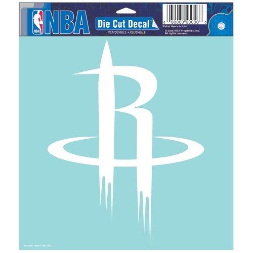 Houston Rockets Primary Team Logo Die Cut Decal 8