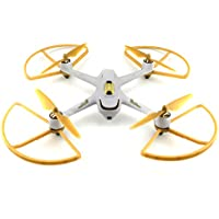 New Hubsan H501S H501C X4 RC Quadcopter Spare Parts Upgraded Propeller Protector Protection Cover By KTOY