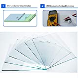Huanyu ITO Coated Conductive Glass Transparent