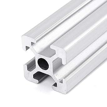 500mm 2040 T-Slot 6mm Aluminum Profile Extrusion Frame For CNC 3D Printer