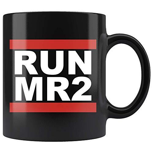 Toyota MR2 Drifting JDM Tuner Coffee Mug