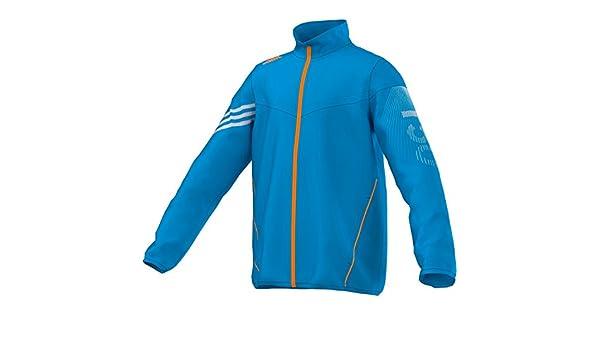 Adidas F50 Knit - Chaqueta de chándal para niño, niño, color solar ...